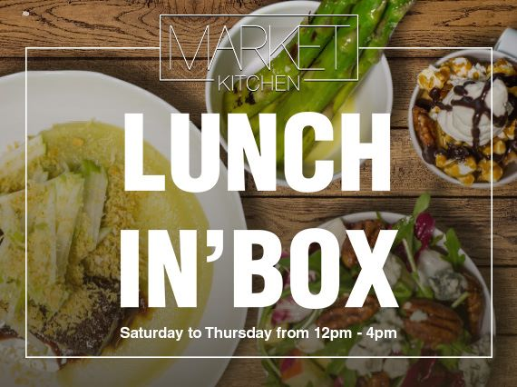 Lunch and Box